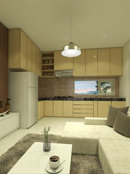 dapur / pantry
